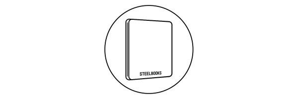 Blu-ray und 4K Steelbooks