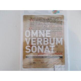 Omne verbum sonat, 1 Audio-CD Die Wolfsburg Neu