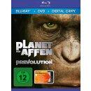 Planet der Affen: Prevolution  (+ DVD)