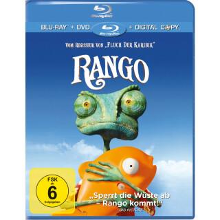 Rango  (+ DVD)