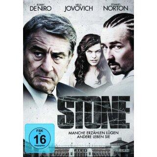 Stone [DVD] Sehr gut
