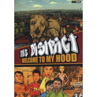 The District - Welcome to My Hood [DVD]