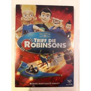 Triff die Robinsons [DVD] Neu
