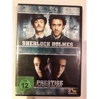 Sherlock Holmes/Presitge Die Meister der Magie