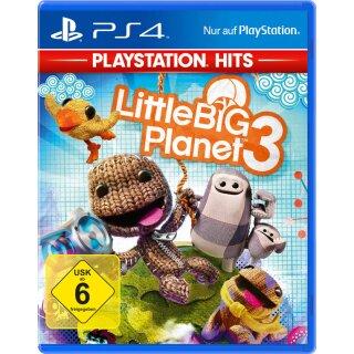Little Big Planet 3 [PS4] Neu