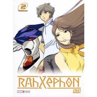 RahXephon Vol. 2 - Episode 6-9  (Digi-Pack)