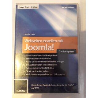 Webseiten erstellen mit Joomla!