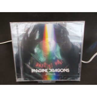 Imagine Dragons - Evolve [Musik CD] Neu