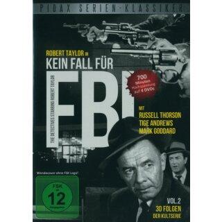 Kein Fall für FBI (Vol. 2) [DVD] Neu