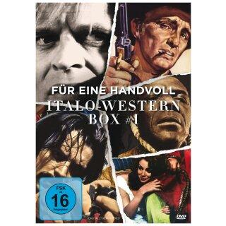 Für eine Handvoll Italo-Western Box #1  [3 DVDs]