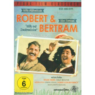 Robert & Bertram - Willy auf Sondermission