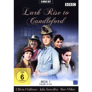 Lark Rise to Candleford - Box 1/Episode 01-05  [3 DVDs]