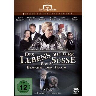 Des Lebens bittere Süße - Box 2: Bewahrt den Traum  [2 DVDs]