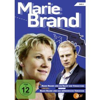 Marie Brand - Die Nacht der Vergeltung/Das Mörderische Vergessen
