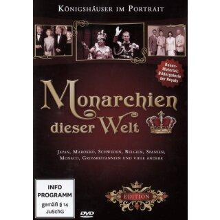 Monarchien dieser Welt - Königshäuse im Portrait