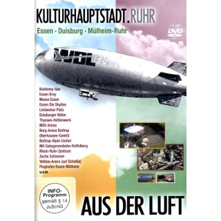 Kulturhauptstadt.Ruhr - Aus der Luft