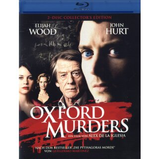 Oxford Murders  [CE]  (+ DVD)