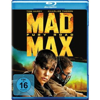 Mad Max: Fury Road  (inkl. Digital Ultraviolet)