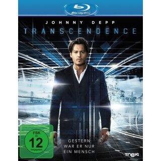 Transcendence - Gestern war er auch nur ein Mensch