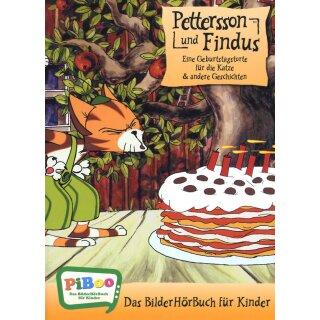 Pettersson und Findus - Die Geburtstagstorte für die Katze & andere Geschichten Folge 1  (BilderHörBuch)