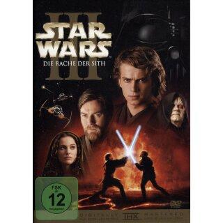Star Wars Episode 3 - Die Rache der Sith [2DVDs]