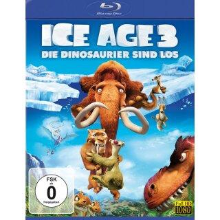 Ice Age 3 - Die Dinosaurier sind los  (+ Digital Copy Disc)