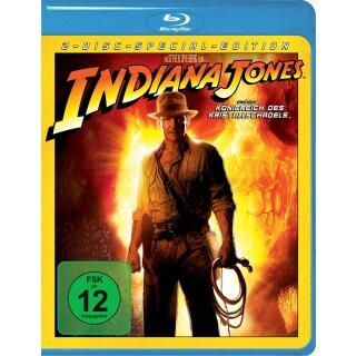 Indiana Jones & das Königreich des Kristallschädels  [2 BRs]
