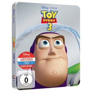 Toy Story 3 - Steelbook  [LE]