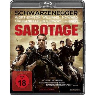 Sabotage - Uncut