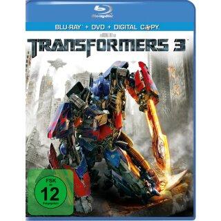 Transformers 3  (+ DVD)