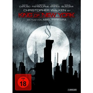 King of New York  [LE] (+ BR) - Uncut/Mediabook
