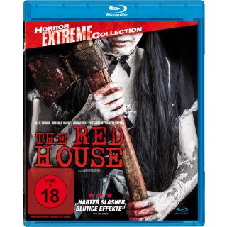 The Red House - Dieses Haus tötet dich/Horror Extreme Collection