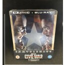 Captain America Civil War 4K Ultra HD Limited Edition...