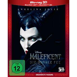 Maleficent - Die dunkle Fee - Ungekürzte Fassung  (+ Blu-ray)