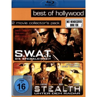 S.W.A.T/Stealth - Best of Hollywood/2 Movie Collectors Pack  [2 BRs]