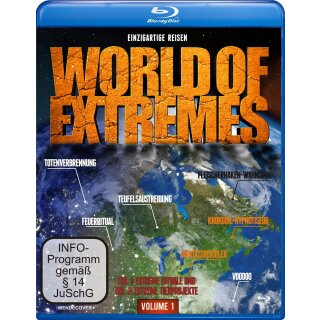 World of Extremes Vol. 1 - Teil 1: Extreme Rituale/Teil 2: Extreme Tierprojekte