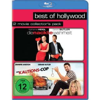 Die nackte Wahrheit/Der Kautions-Cop - Best of Hollywood/2 Movie Collectors Pack  [2 BRs]