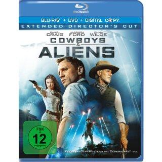 Cowboys & Aliens - Extended Directors Cut  (+ DVD)