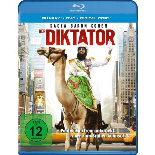 Der Diktator  (+ DVD)