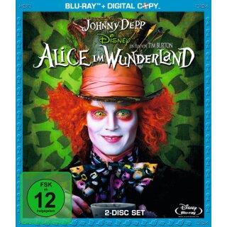 Alice im Wunderland  (+ Digital Copy Disc)