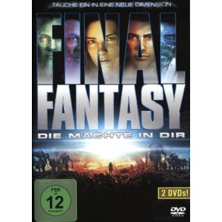 Final Fantasy - Die Mächte in Dir  [2 DVDs]