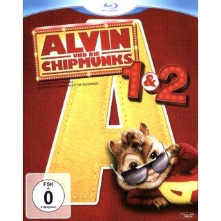 Alvin und die Chipmunks - Teil 1+2