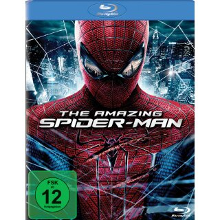 The Amazing Spider-Man  [2 BRs]