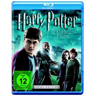 Harry Potter und der Halbblutprinz  [2 BRs] (+ Digital Copy)