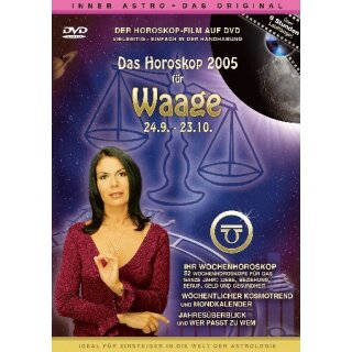 Das Horoskop 2005 für Waage