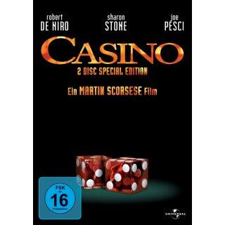 Casino  [SE] [2 DVDs]
