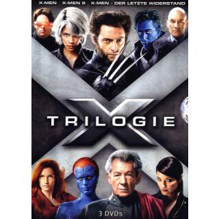 X-Men - Trilogie  [3 DVDs]