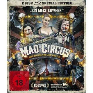 Mad Circus - Eine Ballade von Liebe und Tod  [SE]  (+ Bonus-DVD)