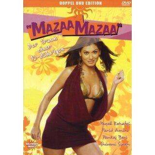 Mazaa Mazaa - Der Traum einer 15-Jährigen  [2 DVDs]