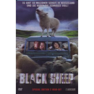 Black Sheep - Uncut  [SE] [2 DVDs]